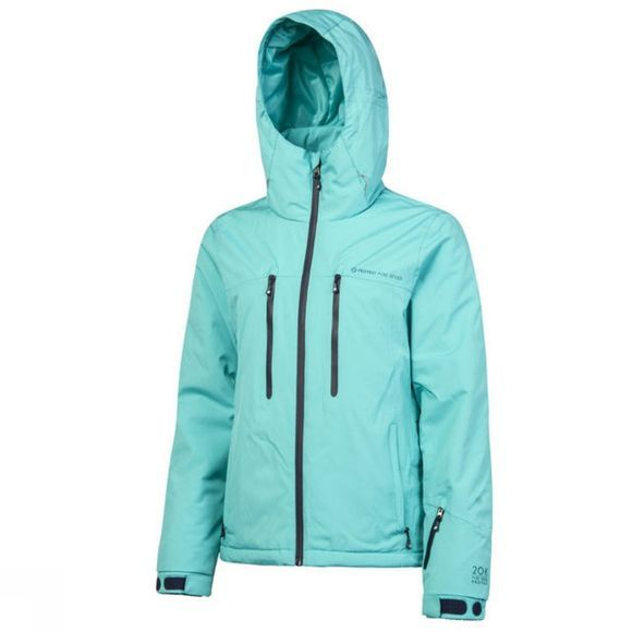 Protest Womens Giggile 17 Jacket Cold Jade