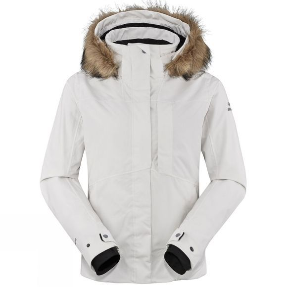 Eider Womens The Rock Jacket Alaska White