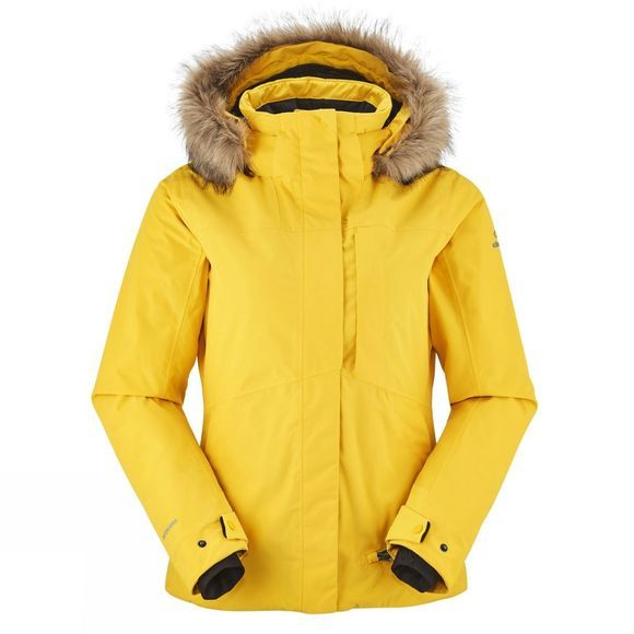 Eider Womens The Rock Jacket Solar Flare