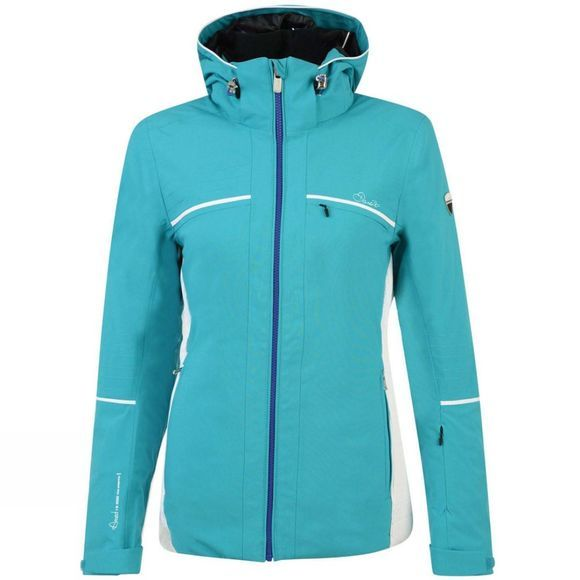 Dare 2 b Womens Recast Jacket Sea Breeze