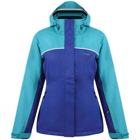 Dare 2 b Womens Ingress Jacket Clematis Blue/Sea Breeze Blue
