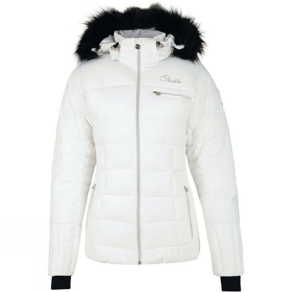 Dare 2 b Womens Cultivated Jacket White
