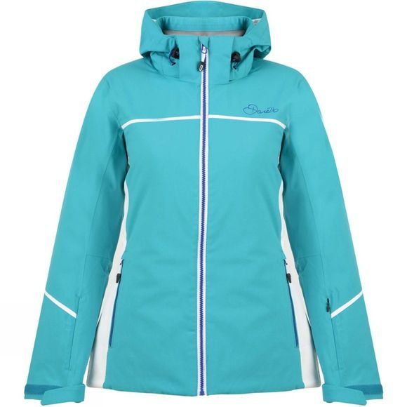 Dare 2 b Womens Effectuate Jacket Sea Breeze Blue