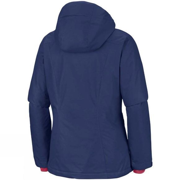 Columbia Womens On The Slope Jacket Nocturnal
