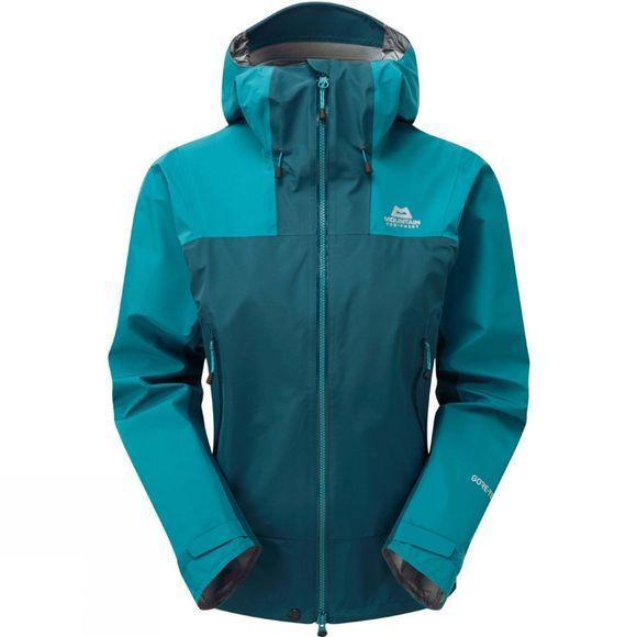 Mountain Equipment Womens Quarrel Jacket Legion Blue/Tasman