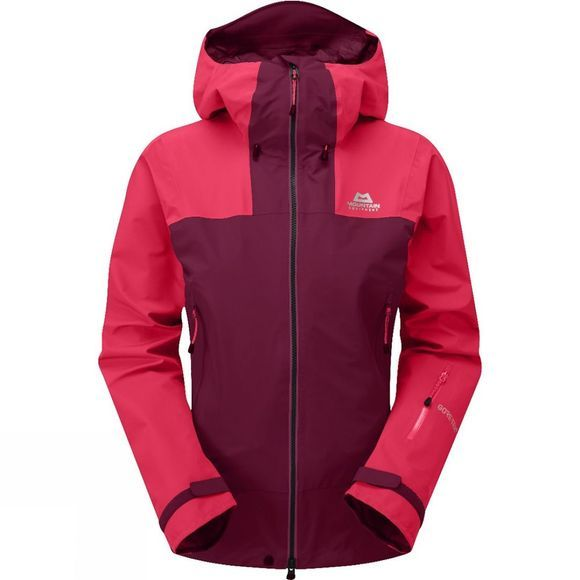 Mountain Equipment Havoc Womens Jacket Cranberry/V Pink