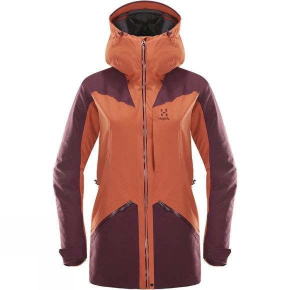 Womens Niva Insulated Parka