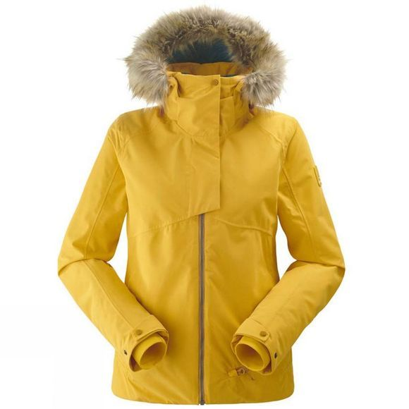 Eider Womens The Rocks Jacket 2.0 Dandelion