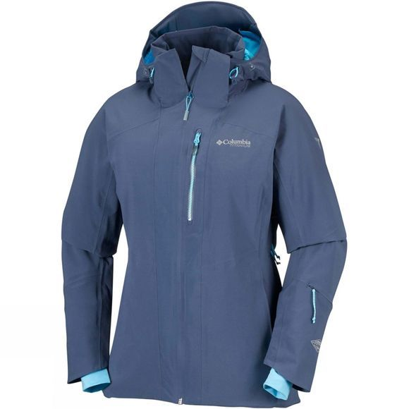 Columbia Womens Snow Rival Jacket Nocturnal