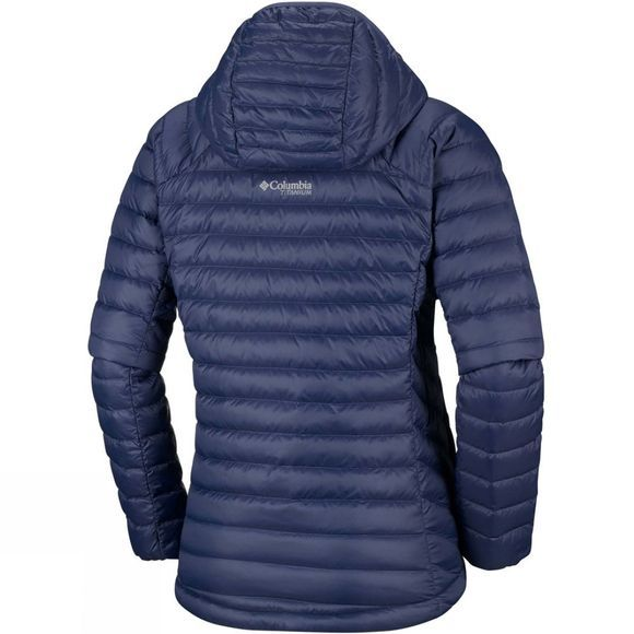 Womens Altitude Tracker Hooded Jacket