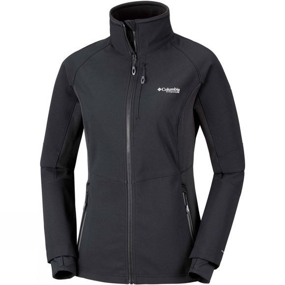 Womens Titan Ridge III Hybrid Jacket