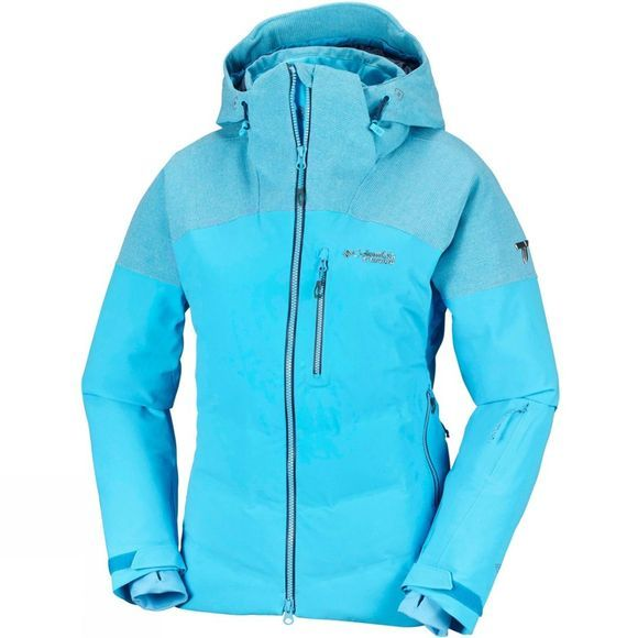 Columbia Womens Powder Keg II Down Jacket Atoll