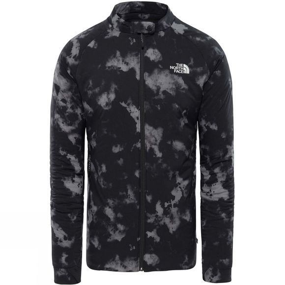 The North Face Womens Kaspian Ventrix Jacket TNF Black Atmos Print