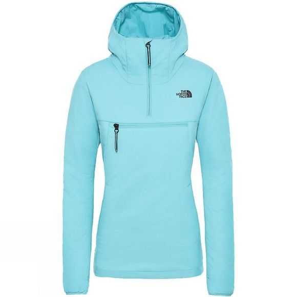 The North Face Womens Vinny Ventrix Pullover Transantarctic Blue