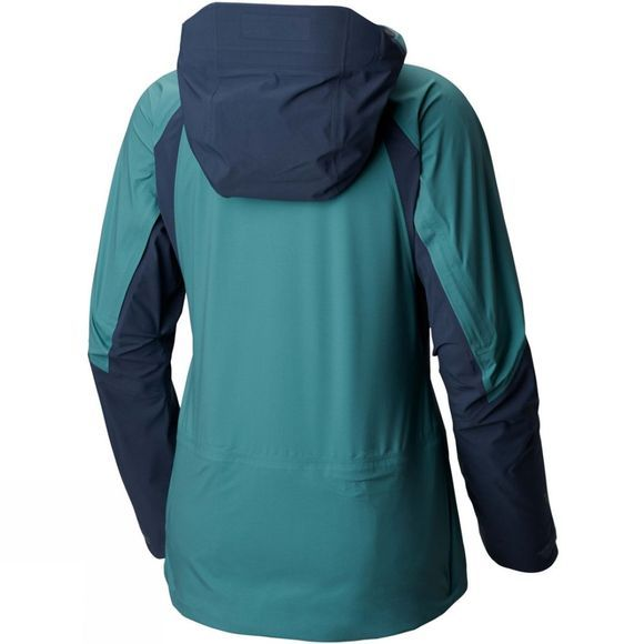 Mountain Hardwear Women's CloudSeeker Jacket Lakeshore Blue