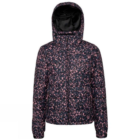 Protest Womens Dante Snow Jacket Think Pink
