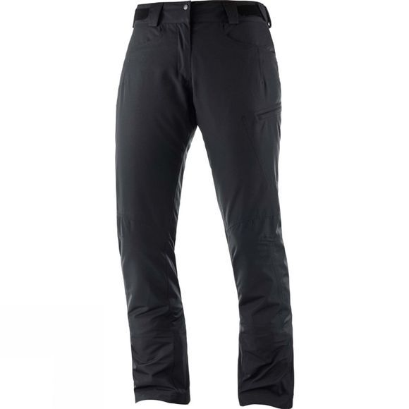 Salomon Womens Fantasy Pants Black