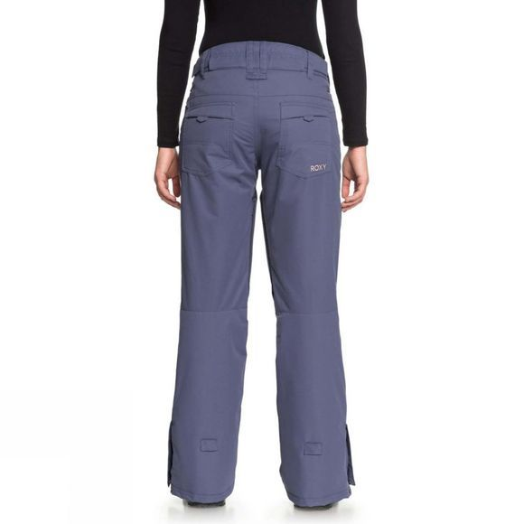 Roxy Womens Backyard Pants Crown Blue