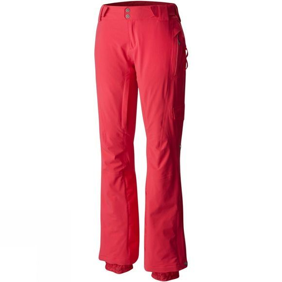 Columbia Womens Powder Keg Pants Punch Pink