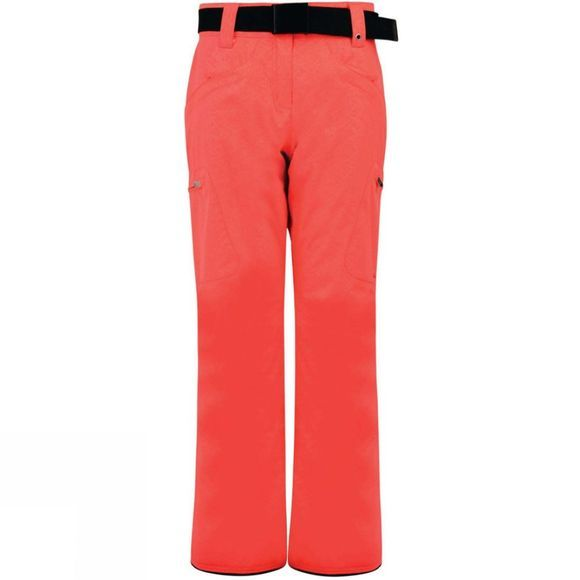 Dare 2 b Womens Free Scope Pants Fiery Coral Texture