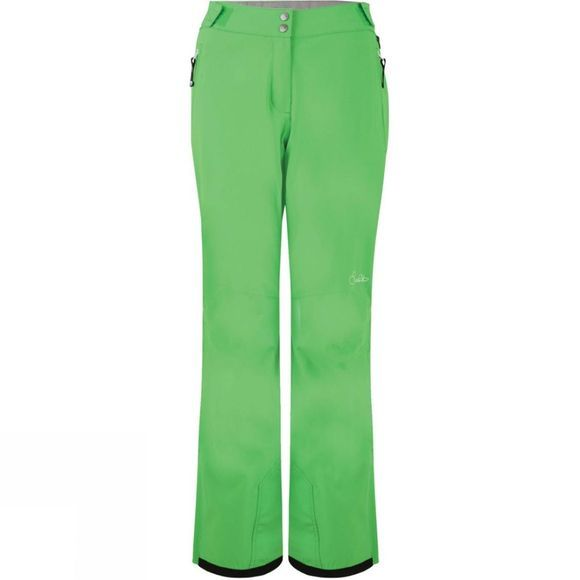 Dare 2 b Womens Stand For II Ski Pants Regular Acid Green