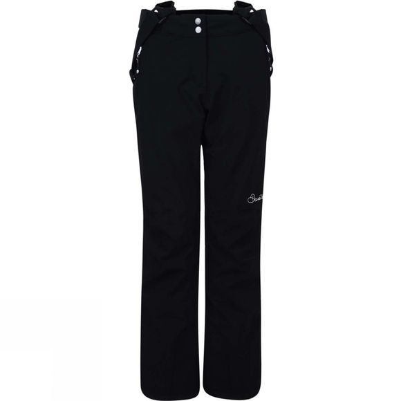 Dare 2 b Womens Stand For II Ski Pants Short Black