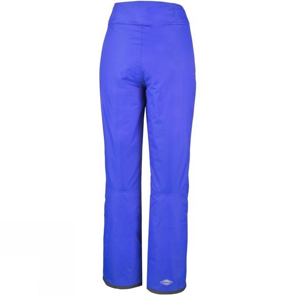 Columbia Womens On The Slope Pants Clematis Blue