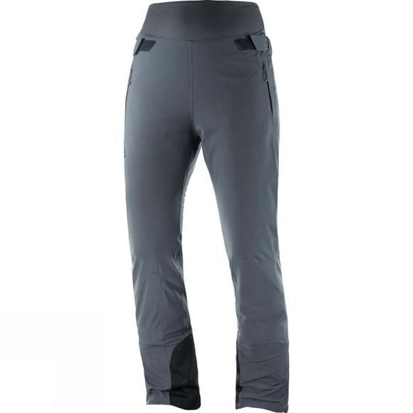 Salomon Womens Icefancy Pant Ebony