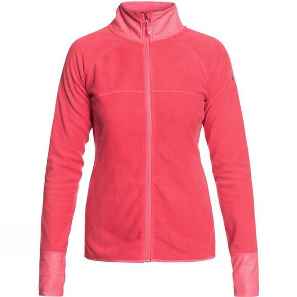 Roxy Womens Harmony Fleece Teaberry