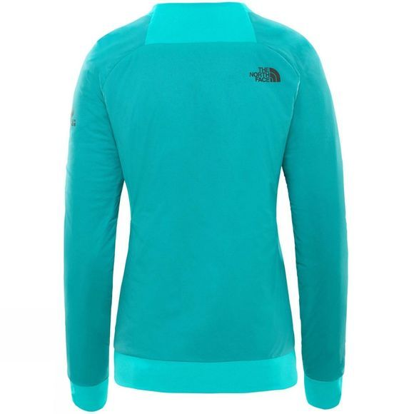 The North Face Womens Ventrix Crew Top Kokomo Green
