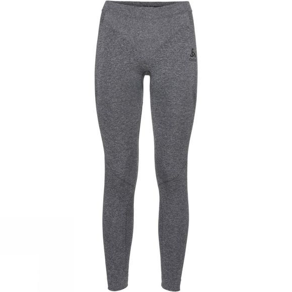 Odlo Womens Evo Light Long Pant Grey Melange