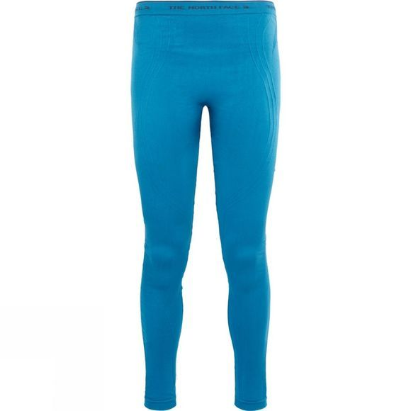 The North Face Womens Hybrid Tights Brilliant Blue