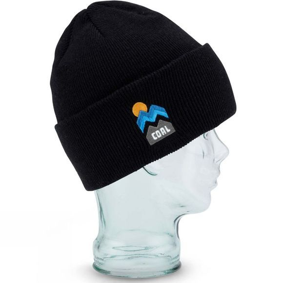 Coal Womens The Donner Beanie Black