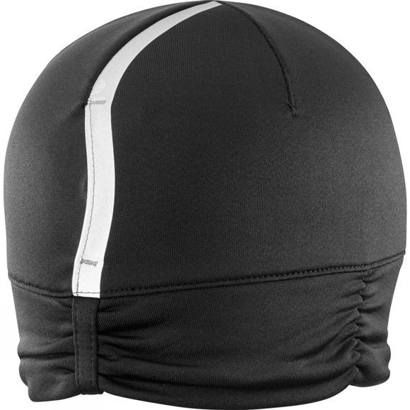 Salomon Womens Elevate Warm Beanie Black Heather