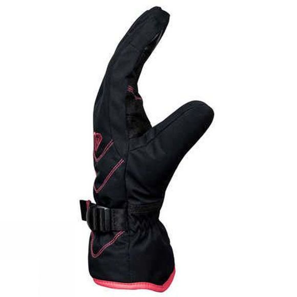 Roxy Womens Jetty Solid Gloves True Black
