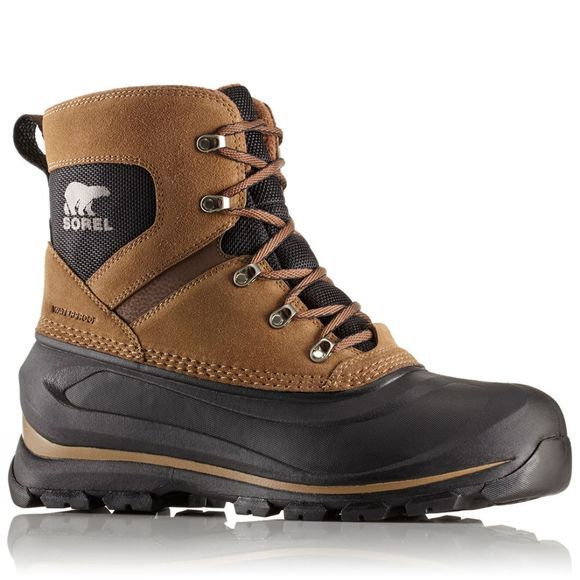 Sorel Mens Buxton Lace Delta / Black