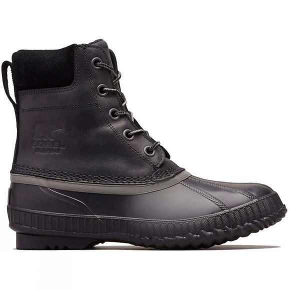 Sorel Mens Cheyanne II Boot Black, Black