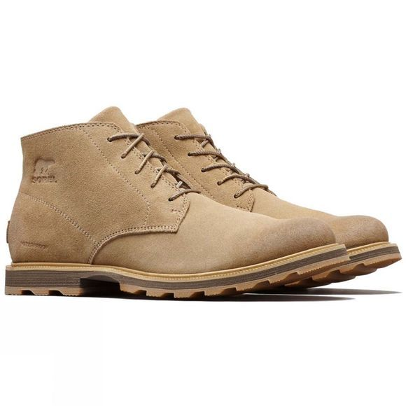 Sorel Men's Madson Chukka Waterproof Boot Crouton