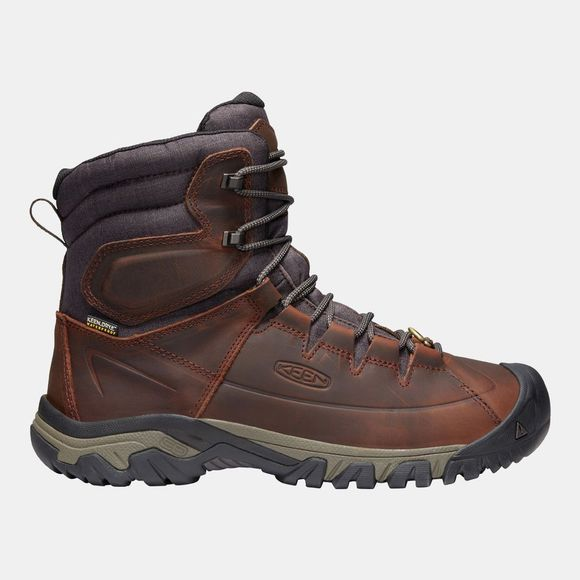 Keen Targhee Lace High Polar Waterproof Boot Cocoa/Mulch
