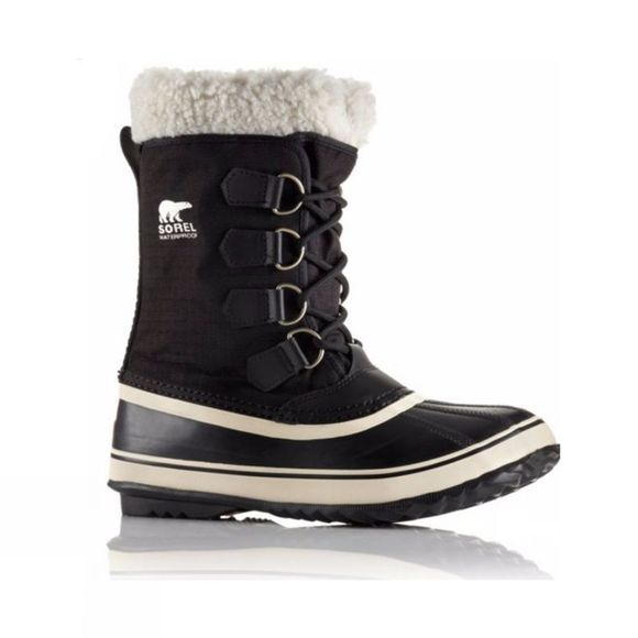 Sorel Women's Winter Carnival Boot Black/Stone