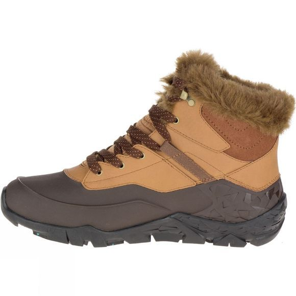 Merrell Women's Aurora 6 Ice+ Waterproof Boot Merrell Tan