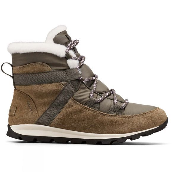 Sorel Womens Whitney Flurry Boot SAGE