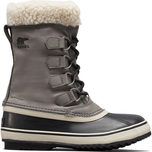 Sorel Womens Winter Carnival Boot Quarry, Black