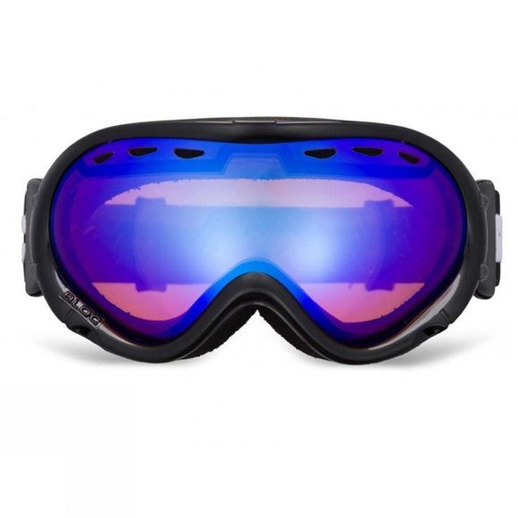 Bloc Spirit 3 OTG Goggle Shiny Black/Orange Blue
