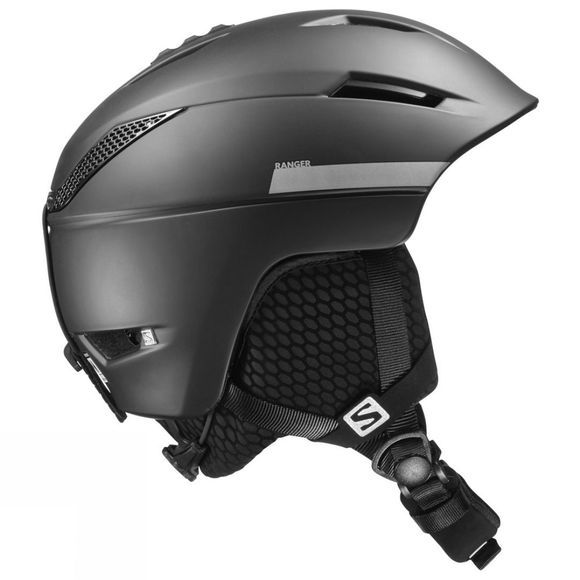 Salomon Mens Ranger² Helmet Black