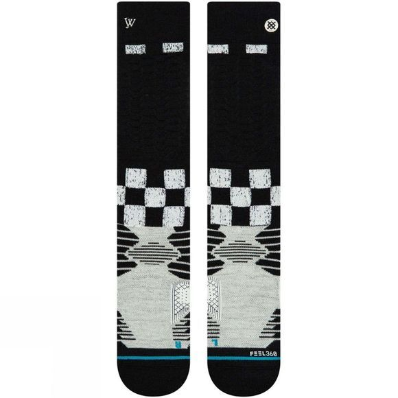 Stance Mens Ski Merino Wool Socks Jossi Wells