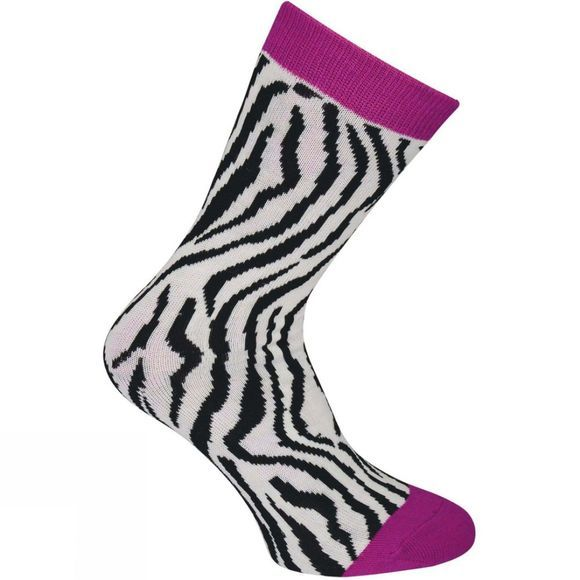 Dare 2 b Kids Footloose III Ski Sock White
