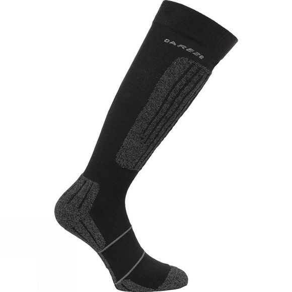 Dare 2 b Mens Contoured II Sock Black