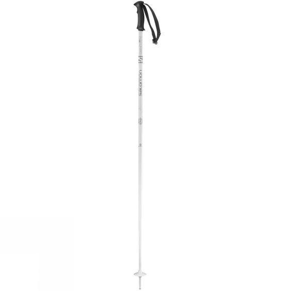 Salomon Women's Northpole Walking Pole White          /Mid Grey