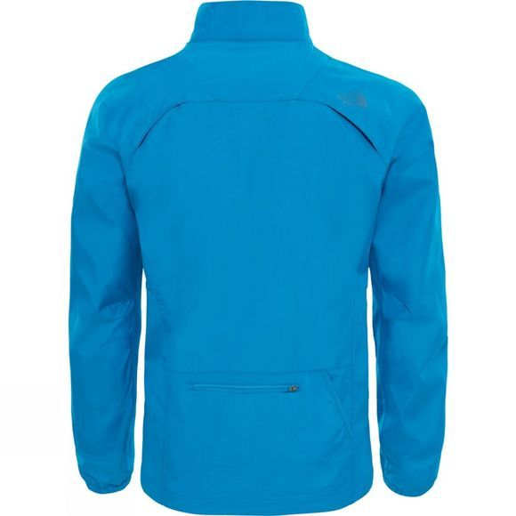 The North Face Mens Rapido Jacket Brilliant Blue